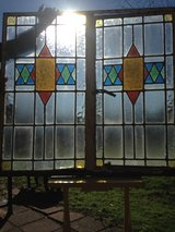 40% OFF ALL Antique English Leaded Stain Glass Window's in Cherry Point, North Carolina