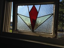 "20% OFF ALL Stain Glass Leaded ""Pair"" of Window's in Cherry Point, North Carolina"