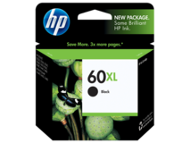 HP 60XL Black Ink Cartridge in Conroe, Texas