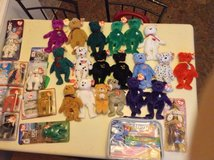 Huge. Beani baby collection in Beaufort, South Carolina
