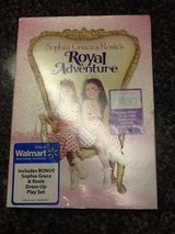 Sophia Grace & Rosie's Royal Adventure (DVD + Dress Up Playset) in Morris, Illinois