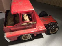 Collectible toy truck from Oregon in Ramstein, Germany