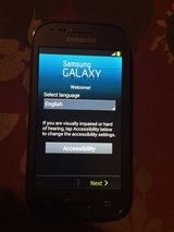 Samsung Galaxy, Smart cell TracFone in Houston, Texas