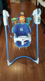 Fisher Price Baby Swing in Nellis AFB, Nevada
