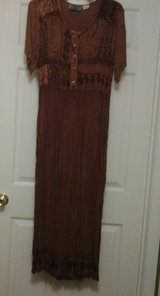 Brown Maxi Dress in Eglin AFB, Florida