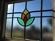 40% OFF ALL Antique English Leaded Stain Glass Windows in Cherry Point, North Carolina