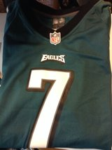 New Eagles jersey. L in Chicago, Illinois