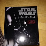 Star wars book- The Ultimate visual guide in Naperville, Illinois