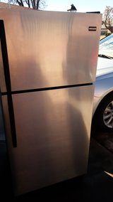 Frigidaire refrigerator in Fort Bliss, Texas