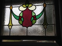 40% OFF ALLAntique Large English Leaded Stain Glass Windows in Cherry Point, North Carolina