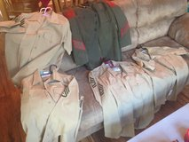 Alpha blouse and shirts in Camp Pendleton, California