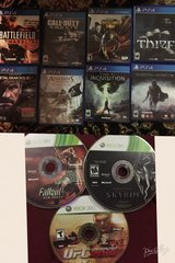 PS4 games& XBOX360games in Fort Leonard Wood, Missouri