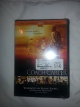 NIP Coach Carter dvd in Camp Lejeune, North Carolina