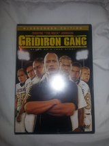 NIP Gridiron Gang dvd in Camp Lejeune, North Carolina