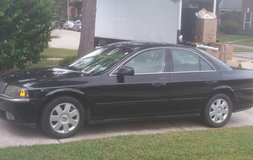 2004  Lincoln LS  89 k miles in Houston, Texas