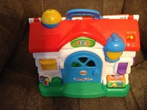 Fisher price learning house in Beaufort, South Carolina