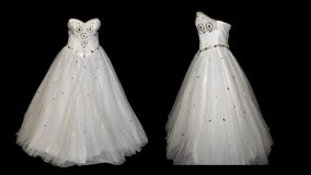 Ivory Princess Dress in Belleville, Illinois