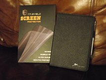 Kindle Fire HD 7 - 2014 Case, Stylus, and Screen Protectors in DeKalb, Illinois