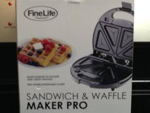 NEW! Waffle and Sandwich Maker in Biloxi, Mississippi