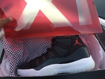 Air Jordan XI 72/10 Sz 13 in Tyndall AFB, Florida