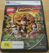 LEGO Indiana Jones Game in Los Angeles, California