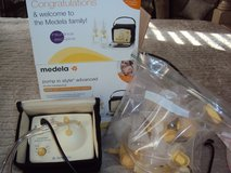 Medela Advanced Double Electric Breast Pump in Lockport, Illinois