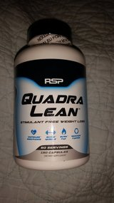 Quadra Lean dietary supplement in bookoo, US