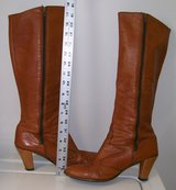 Vintage Colo Tall Leather Boots in Yucca Valley, California