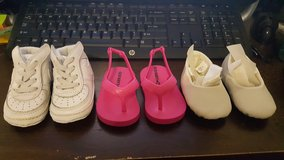 Baby Girl Shoes in San Clemente, California