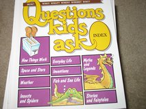 28 Hardcover Questions Kids Ask Series in New Lenox, Illinois
