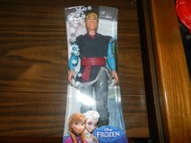 Kristoff frozen doll in Aurora, Illinois