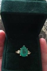 14k Vintage Emerald ring in Travis AFB, California