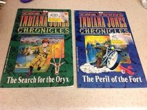 """THE YOUNG INDIANA JONES CHRONICLES"" CARTOON TALES 1992 in Camp Lejeune, North Carolina"