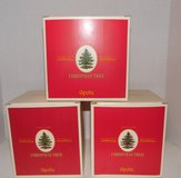 Spode Christmas Tree Set 12 Goblets NEW in Conroe, Texas
