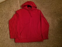 Mens Nike Hoodie-Large-Red-NWOT in Bolingbrook, Illinois