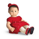 American girl bitty baby party dress outfit new in Lockport, Illinois