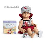 American girl dot swimwear outfit in Shorewood, Illinois