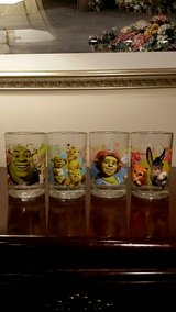 Shrek set of 4 collectables in Chicago, Illinois