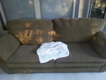 Couch with pullout bed in Fort Sam Houston, Texas