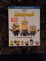 Minions Blu-Ray in Okinawa, Japan
