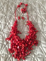 Red Coral Set in Naperville, Illinois