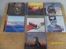7 Techno Music CDs (Some come with 2 CDs per Case) in Houston, Texas