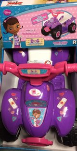 Doc McStuffins Power Quad **New* in Camp Pendleton, California