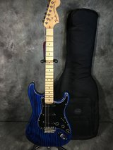 Fender Sandblasted Stratocaster One of A Kind w/HSC in Houston, Texas