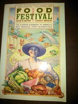 Food Festival cookbook in Houston, Texas