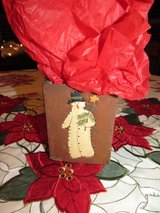 Christmas Small Wooden Gift Box in Yorkville, Illinois