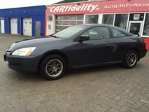 2005 Honda Accord COUPE**US Spec**MANUAL**2.4 V-tech in Schweinfurt, Germany