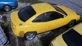 Fiat Coupe (Little Ferrari for cheap money) in Ansbach, Germany