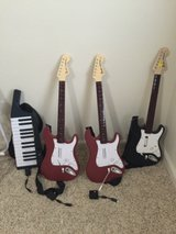 rockband guitar and piano in Fairfax, Virginia