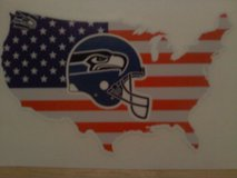 ***** SEATTLE SEAHAWKS  DECALS ***** in Fort Lewis, Washington